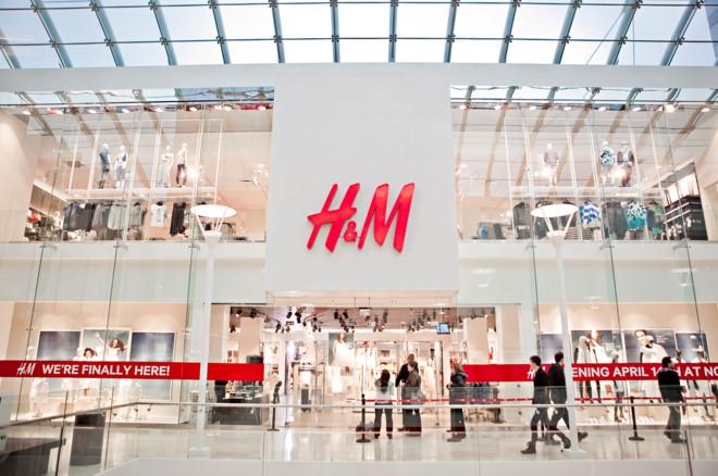 Cửa hàng H&M dự kiến sẽ khai trương vào ngày 7/7 này