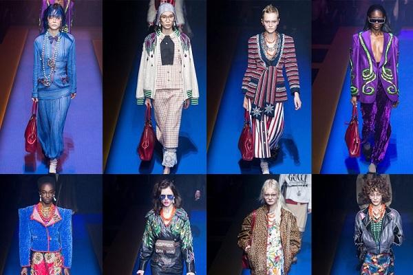 Bản tin thời trang về Gucci