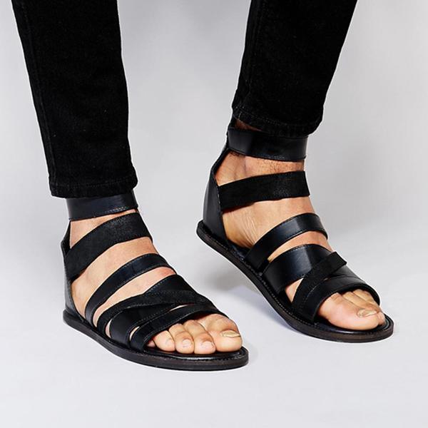 Sandal mẫu giày nam đẹp 2018