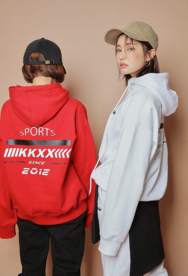 Áo hoodie - mẫu áo dài tay hot trend