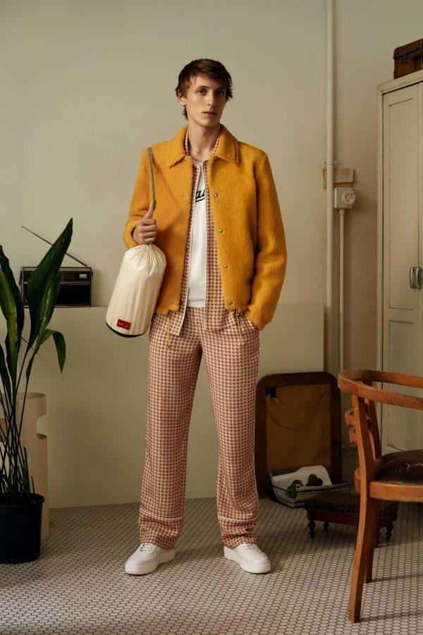 Cách phối màu quần áo nam theo phong cách Monostone