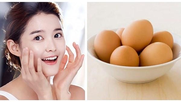 Cách đắp mặt nạ trứng gà