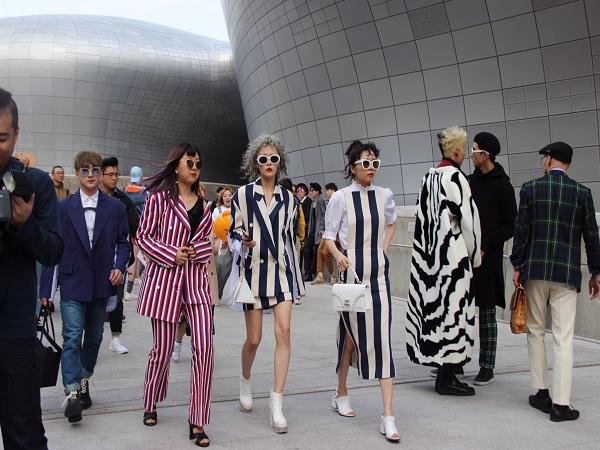 Tuần lễ Thời trang Seoul xuân - hè 2019