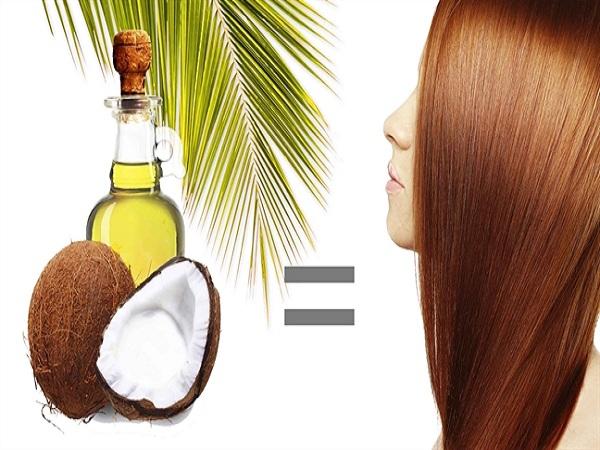 Cách dưỡng tóc bằng dầu dừa tại nhà
