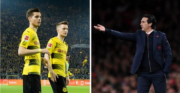 TIN BÓNG ĐÁ 22/11: Arsenal tìm người thay thế Ramsey