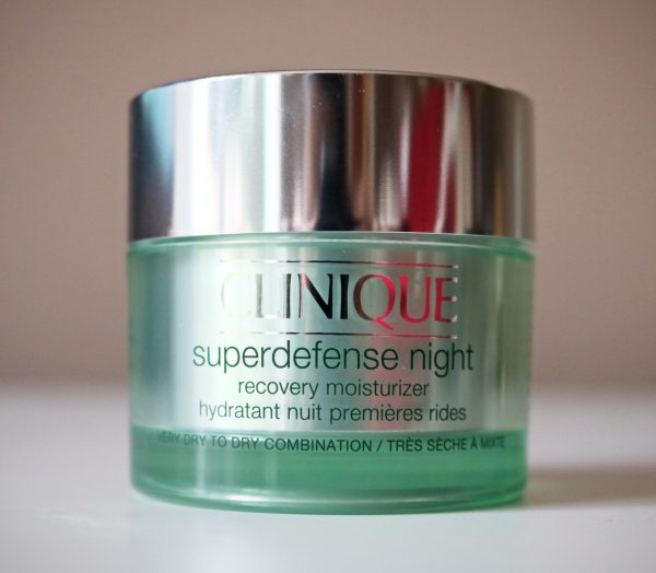kem dưỡng da ban đêm Clinique Superdefense Night Recovery Moisturizer