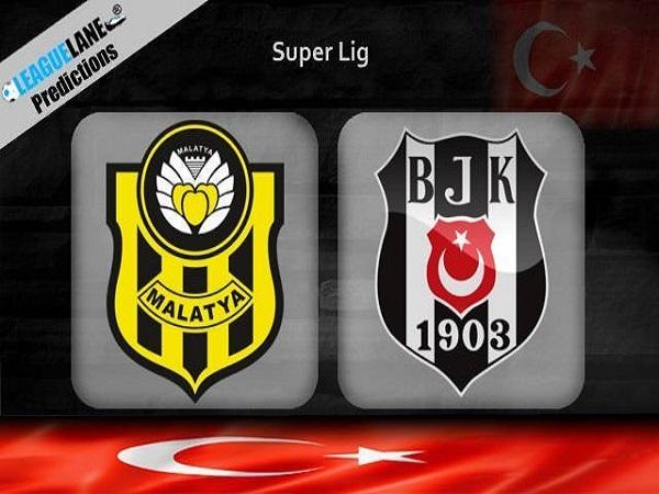 Nhận định Yeni Malatyaspor vs Besiktas