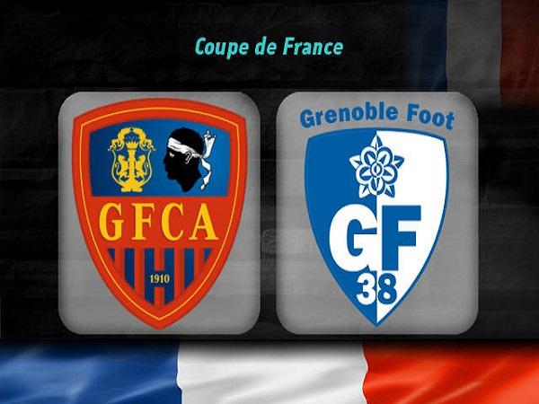 Soi kèo Ajaccio vs Grenoble, 1h00 ngày 13/04