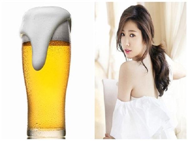 Cách Tắm trắng tại nhà bằng bia và sữa tươi