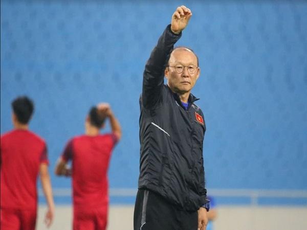 HLV Park 'ngó lơ' chuyện gia hạn hợp đồng vì giấc mơ World Cup