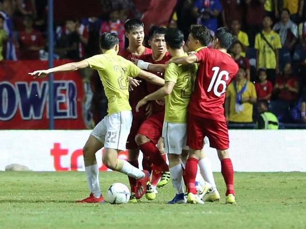 Thứ hạng Việt Nam trên bảng xếp hạng FIFA là bao nhiêu?