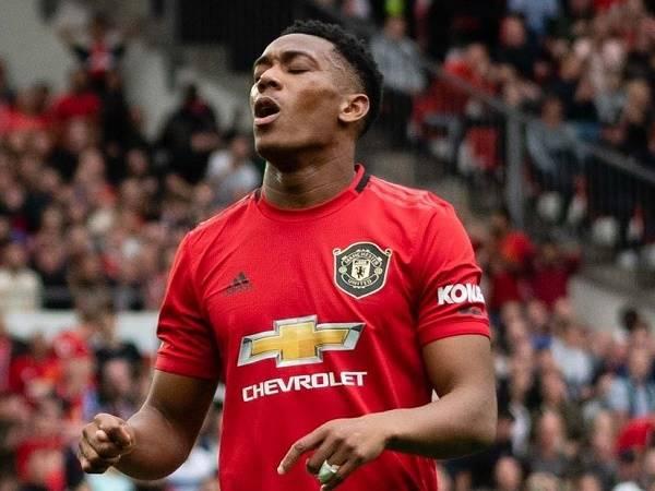 Martial báo tin vui cho Man Utd trước thềm đại chiến Liverpool