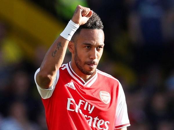 Aubameyang từ chối ký hợp đồng mới với Arsenal vì Barca