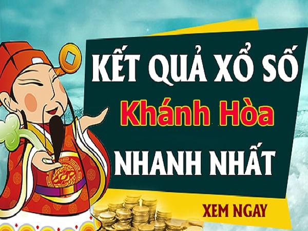 Soi cầu XS Khánh Hòa chính xác thứ 4 ngày 27/11/2019