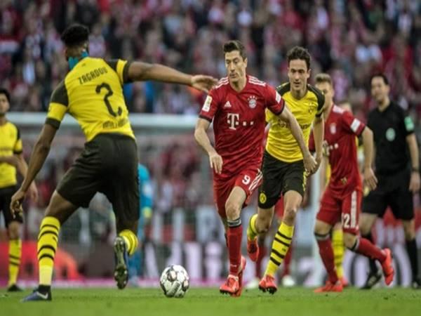 Dortmund tuyên bố chấm dứt với Bayern