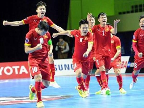 Báo Tây Ban Nha đánh giá cao ĐT futsal Việt Nam trước trận gặp Malaga