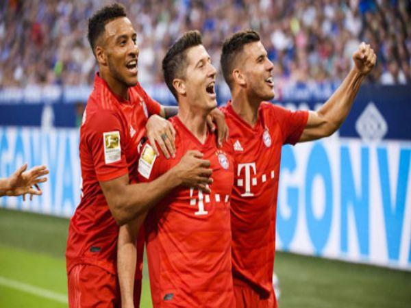 Bayern thống trị Bundesliga nhưng bóng đá Đức không suy yếu