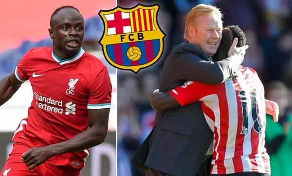 Tin bóng đá 30/8: Sadio Mane sẵn sàng tái hợp với HLV Ronald Koeman