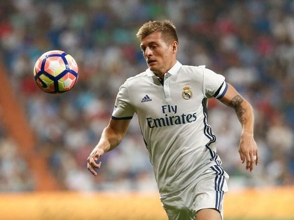 Tin thể thao 6/8: Kroos chọn ra đội hình muốn thi đấu cùng trước khi giải nghệ