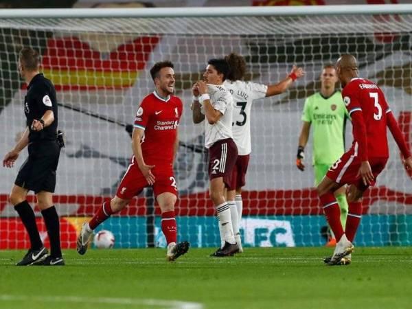 Tin Liverpool 29/9: Thắng lớn Arsenal ở vòng 3ngoại hạng Anh