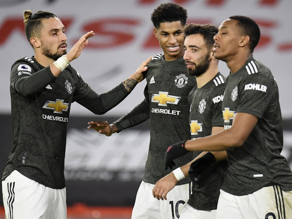Bóng đá quốc tế sáng 18/12: Man Utd lập kỷ lục chưa từng có trong lịch sử