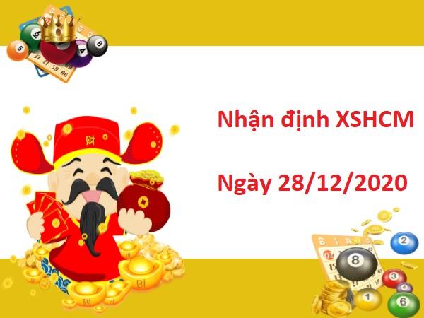 Nhận định XSHCM 28/12/2020