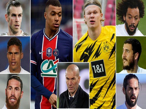 Bóng đá QT chiều 29/3: Real bán 6 cầu thủ để mua Mbappe hoặc Haaland