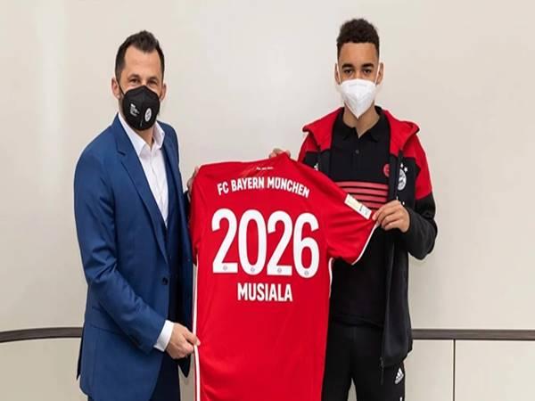 Tin thể thao 18/3: Bayern Munich chính thức trói chân Jamal Musiala