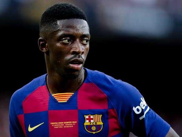 Tin thể thao tối ngày 20/4 : Dembele từ chối gia hạn với Barcelona