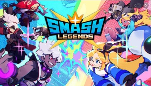 Smash Legends - Tựa game nhập vai hành động nổi bật trong tháng 4/2021