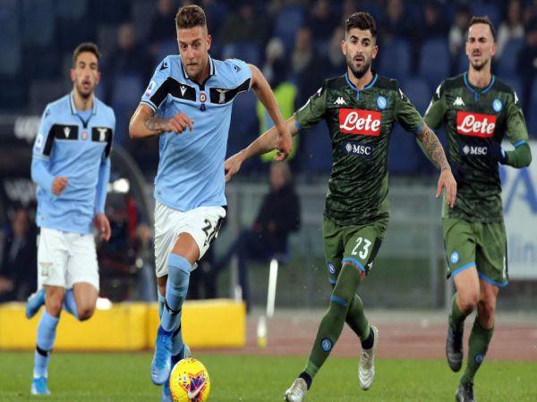 Soi kèo Napoli vs Lazio, 01h45 ngày 23/4 - Serie A
