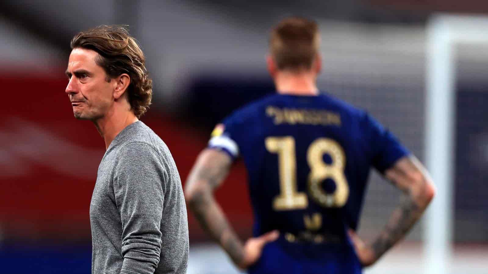 Henrik Dalsgaard của Brentford hy vọng việc thăng hạng Premier League