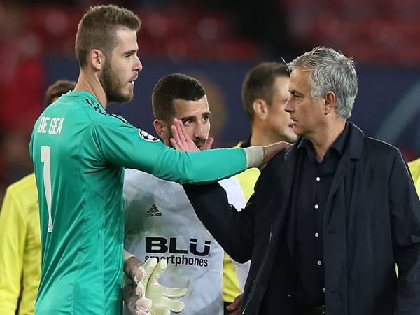 Tin thể thao chiều 7/5: Mourinho muốn mua De Gea