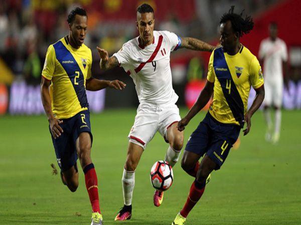 Soi kèo Ecuador vs Peru, 04h00 ngày 9/6 - VL World Cup 2022