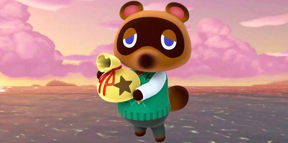 Tom Nook của Animal Crossing già như thế nào