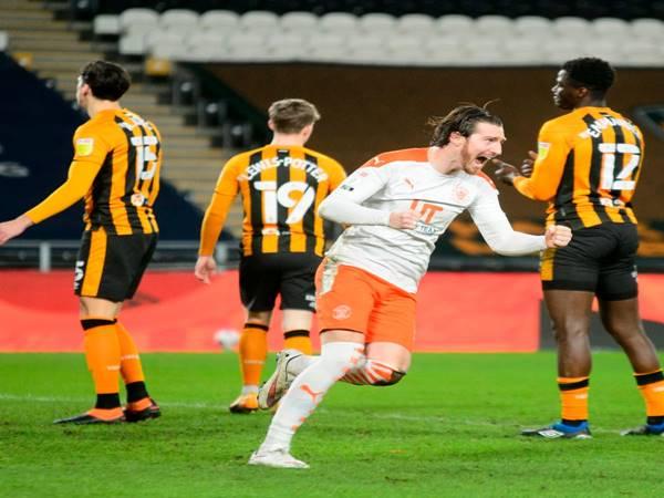Dự đoán bóng đá Hull City vs Blackpool, 1h45 ngày 29/9