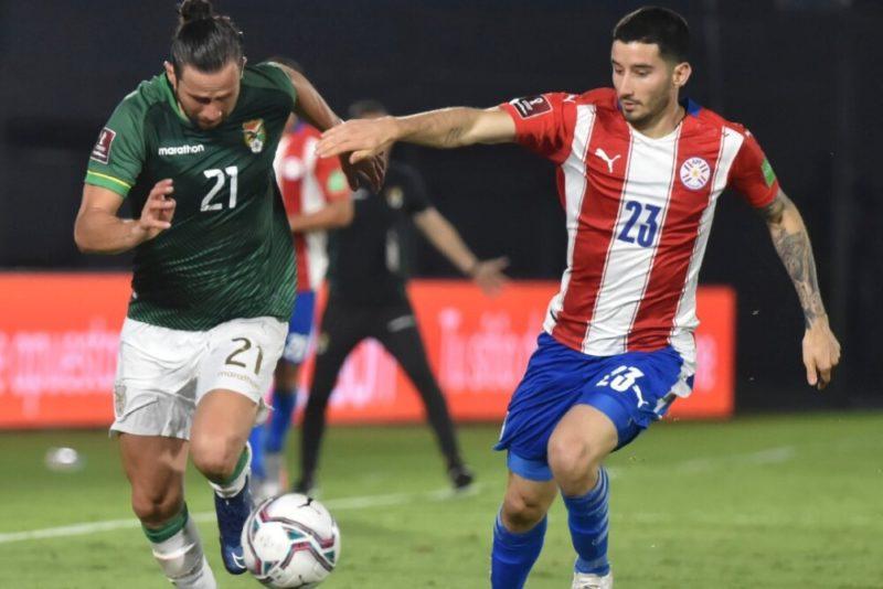 Soi kèo Châu Âu Bolivia vs Paraguay ngày 15/10