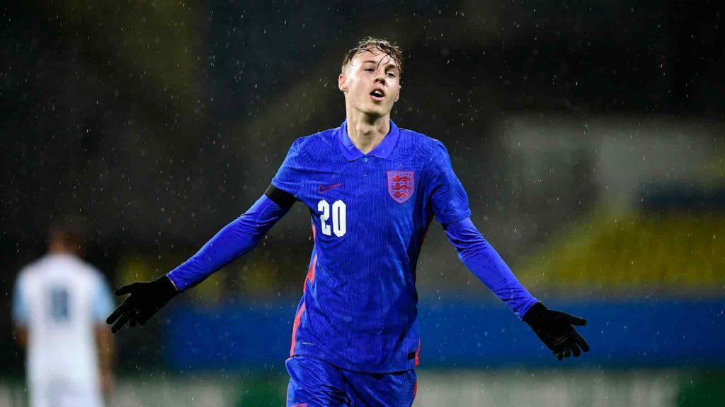 Kết quả bóng đá U21 Slovenia 2-2 U21 Anh hôm nay