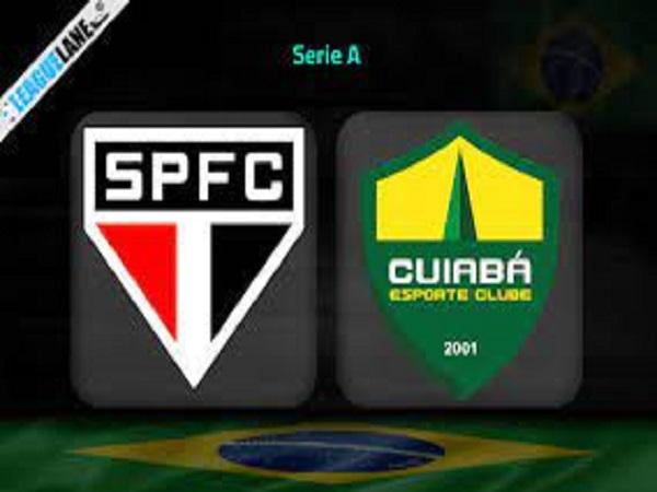 Soi kèo Cuiaba vs Sao Paulo 12/10